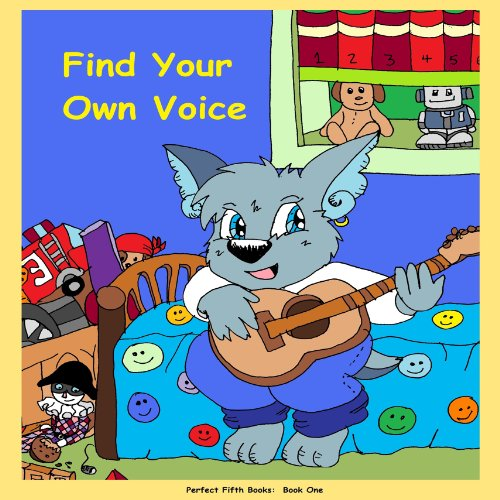 Find Your Own Voice (Live Well and Grow) (Volume 1) audiobook cover art