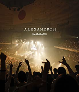 [Alexandros] Live at Budokan 2014 [Blu-ray]