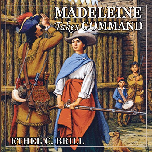 Madeleine Takes Command audiobook cover art