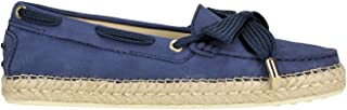 Tod's Luxury Fashion Womens MCGLCAB0000F7130E Blue Loafers   Season Outlet