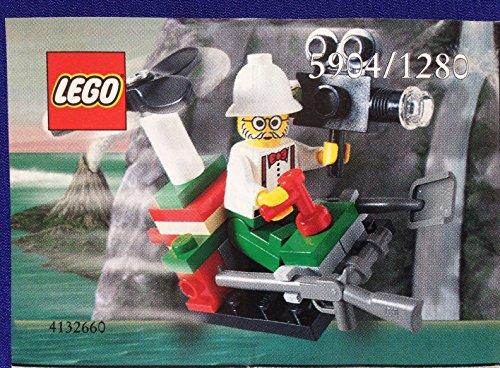 Lego 5904 Adventures Microcopter