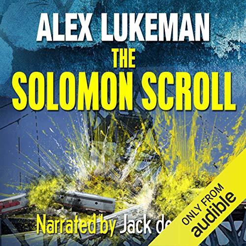 The Solomon Scroll audiobook cover art