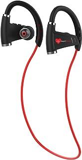 Upgraded 2020 Noise Cancelling Headphones w/12+ Hours Battery - Professional Wireless Sport Earphones w/Mic - IPX7 Waterpr...