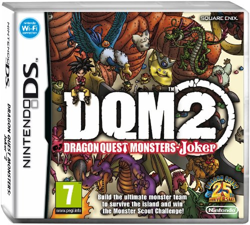 Dragon Quest Monsters: Joker 2 (Nintendo DS) [Importación inglesa]