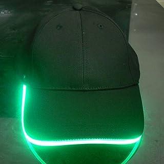 Namsan Herren-Baseballkappe, LED-beleuchtet, leuchtende Party-Mütze, LED-Taschenlampenhut