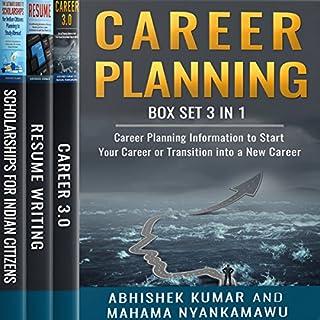 Career Planning Box Set audiobook cover art
