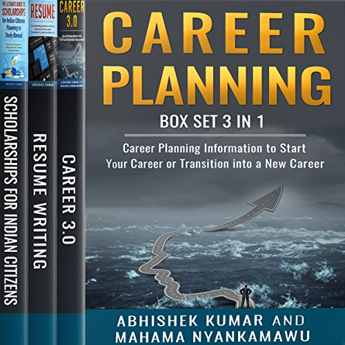 Career Planning Box Set audiobook cover art