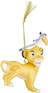Best Lenox 870659 Disney Simba & Zazu Ornament Review