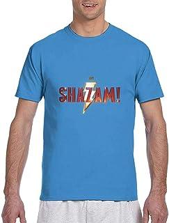 Tシャツ メンズシャザム Sha-Zam.3 人気 子供 3dプリント 半袖 シャツ 柔らかい 吸水速乾 夏服 肌着 ゆったり 下着 快適 インナーシャツ 日常用 プレゼント
