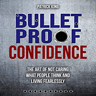 Bulletproof Confidence cover art