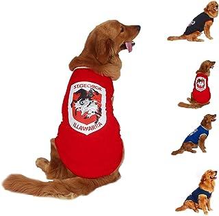 ドッグウェア 大型犬 コート パーカー 薄手 犬服 脱毛ベスト 夏用 中型犬 tシャツ 涼しい 通気性 おしゃれ ホームウェア スポーツウェア XL-7XL ハッピークレードル