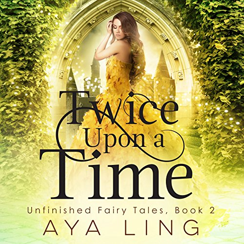 Twice Upon a Time audiobook cover art