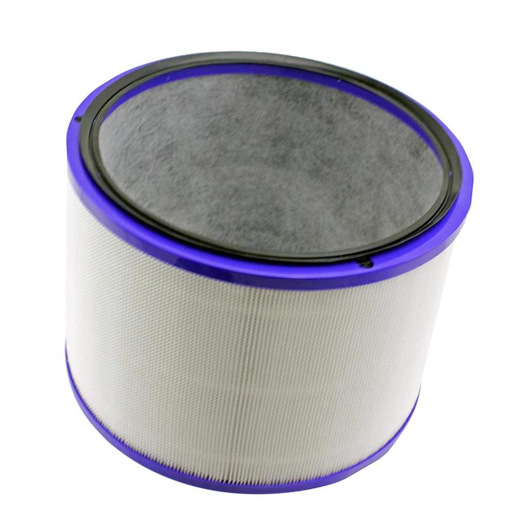 LOVIVER Filtro 2pcs para Dyson Pure Cool Link Desk Y Dyson Pure ...