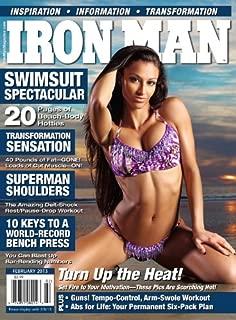 Ironman February 2013 - Swimsuit Spectacular