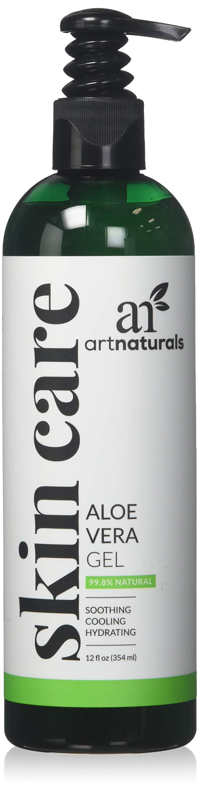Artnaturals Aloe Vera Fluid Ounce