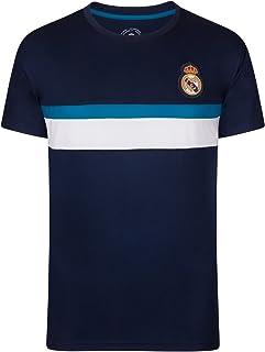 4cac5af997 Real Madrid - Camiseta Oficial para Entrenamiento - para Hombre - Poliéster