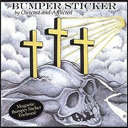 Bumper Sticker by Bonnie Bass