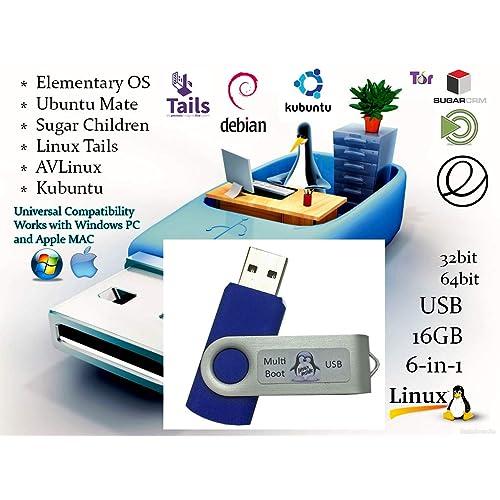Bootable USB Flash Drive: Amazon com