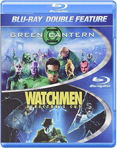 Green Lantern / Watchmen [Blu-ray] [Importado]