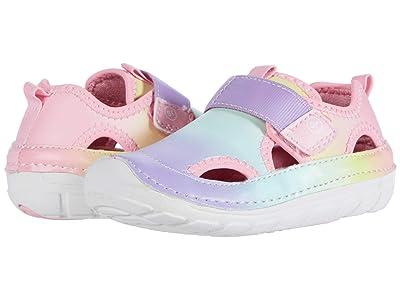 Stride Rite SM Splash (Infant/Toddler) (Rainbow Multi) Girl