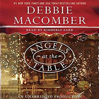 Angels at the Table audiobook cover art