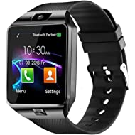 Smart Watch - Aeifond DZ09 Bluetooth Smartwatch Touch Screen Wrist Watch Sports Fitness Tracker...