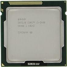 Intel Core i5-2400 Quad-Core Processor 3.1 GHz 6 MB Cache LGA 1155 - BX80623I52400