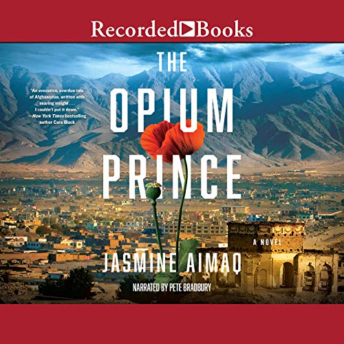 The Opium Prince cover art