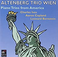 Piano Trios from the USA