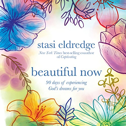 Beautiful Now audiobook cover art