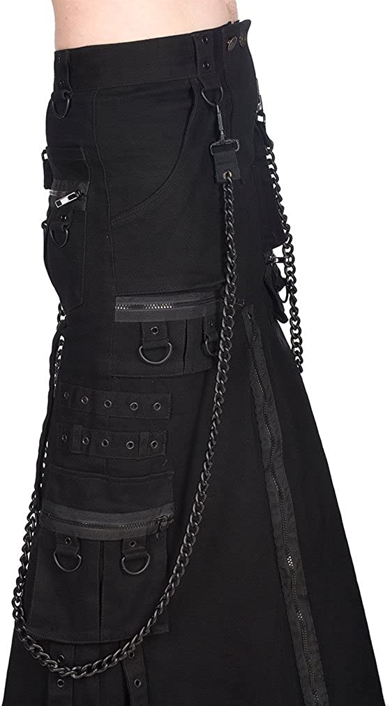 Black Pistol - Short - Homme Schwarz
