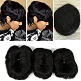 27 Pieces with Closure 100% Human Hair...