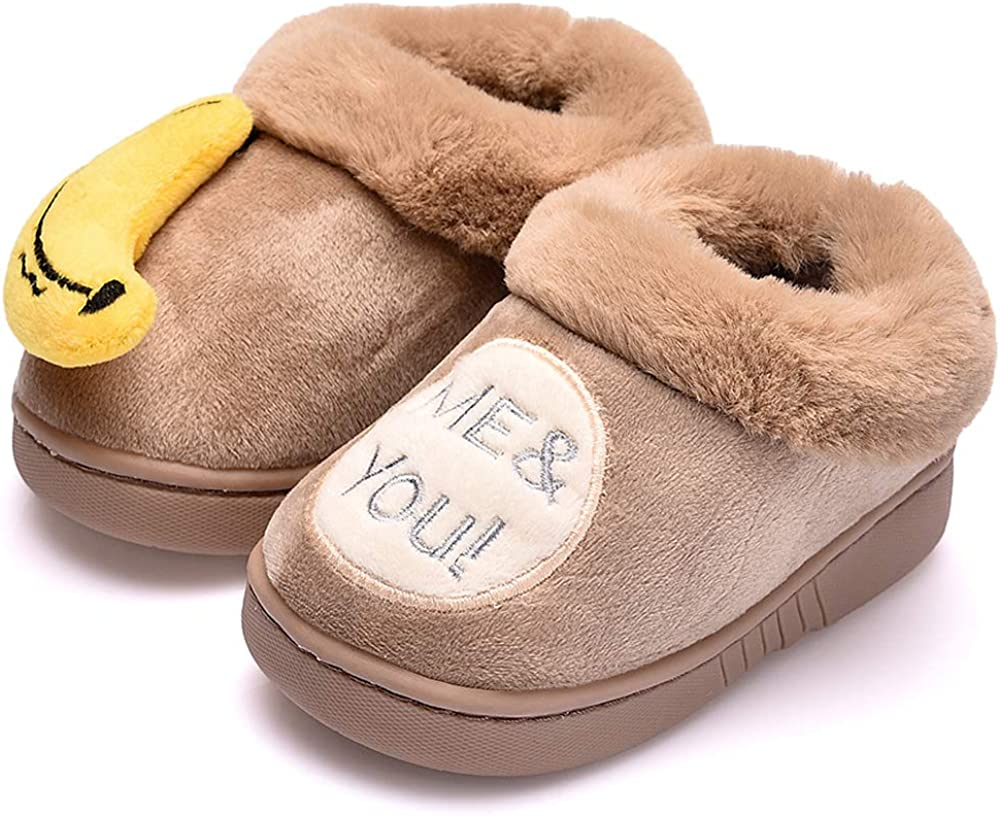 Kid's Slippers Ranking TOP11 Boys Girls Now on sale Warm Tod Cat House Cute