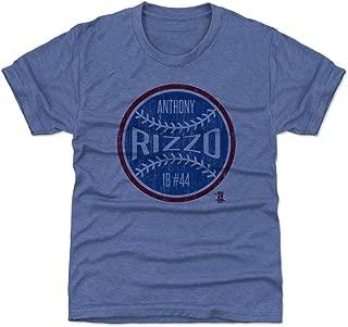500 LEVEL Anthony Rizzo Chicago Baseball Kids Shirt - Anthony Rizzo Ball