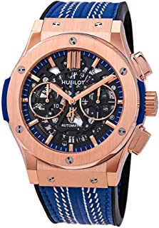 Hublot Classic Fusion Aerofusion 18K King Gold Men's Limited Edition Chronograph Watch 525.OX.0129.VR.ICC16