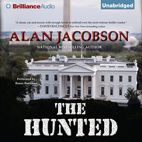 Couverture de The Hunted