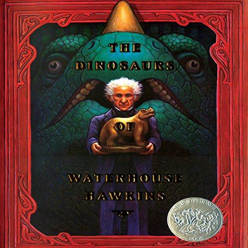 The Dinosaur of Waterhouse Hawkins audiobook cover art