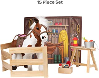 Best doll horse stable Reviews