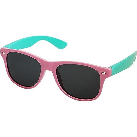 Kiddus Gafas de Sol POLARIZADAS para niña niño chica chico. UV400 Protección 100% contra rayos ultravioleta. A partir de 6 años. RESISTENTES a los golpes. Seguras, ligeras y confortables