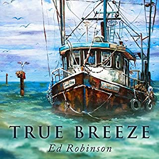 True Breeze audiobook cover art