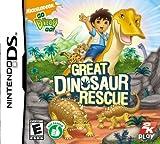 Go, Diego, Go!: Great Dinosaur Rescue - Nintendo DS