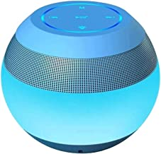 $328 » Nologo YGQYX Portable Bluetooth Speaker with Stereo Sound, Bluetooth, Bassup,Wireless Stereo Pairing, Speaker for Home, Ou...