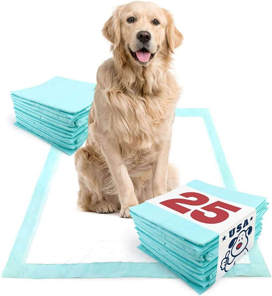 ValuePad USA Plus Surprise price Puppy Pads Pee Premium for Popular shop is the lowest price challenge Dogs -