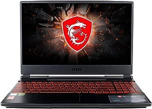 CUK MSI GL65 Gaming Laptop (Intel i5-9300H, 16GB DDR4 RAM, 512GB NVMe SSD, NVIDIA GeForce GTX 1660 Ti, 15.6