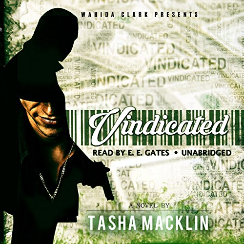 Vindicated audiobook cover art