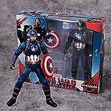 YXCC Figura de acción de Iron Man Modelo de Personaje de araña Infinity War Doll
