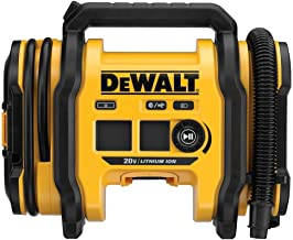 Best dewalt cordless air pump Reviews