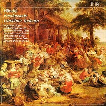 Händel: Friedensode / Utrechter Tedeum