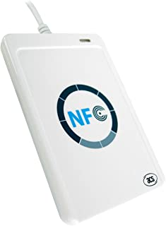 NFC acr122u RFID非接触型スマートリーダー&ライター/ USB + SDK + Mifare ICカード–by Pac Supplies Usa 。