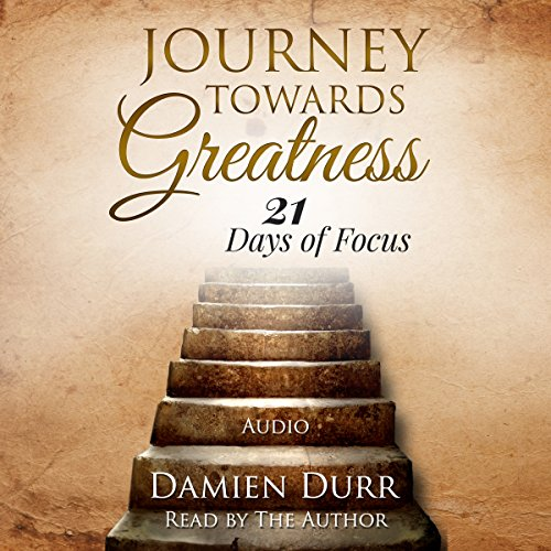 Journey Towards Greatness audiobook cover art